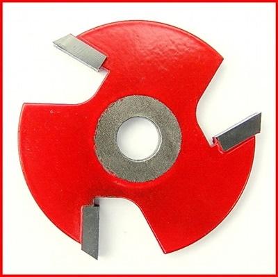 Núttárcsa / Slot cutter blade